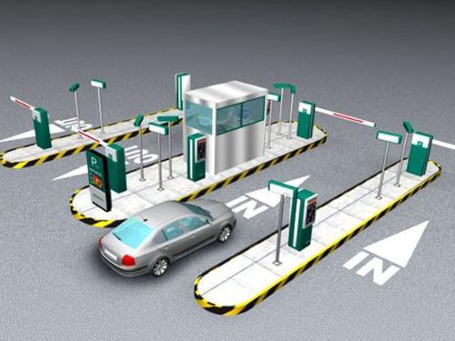 停车收费系统